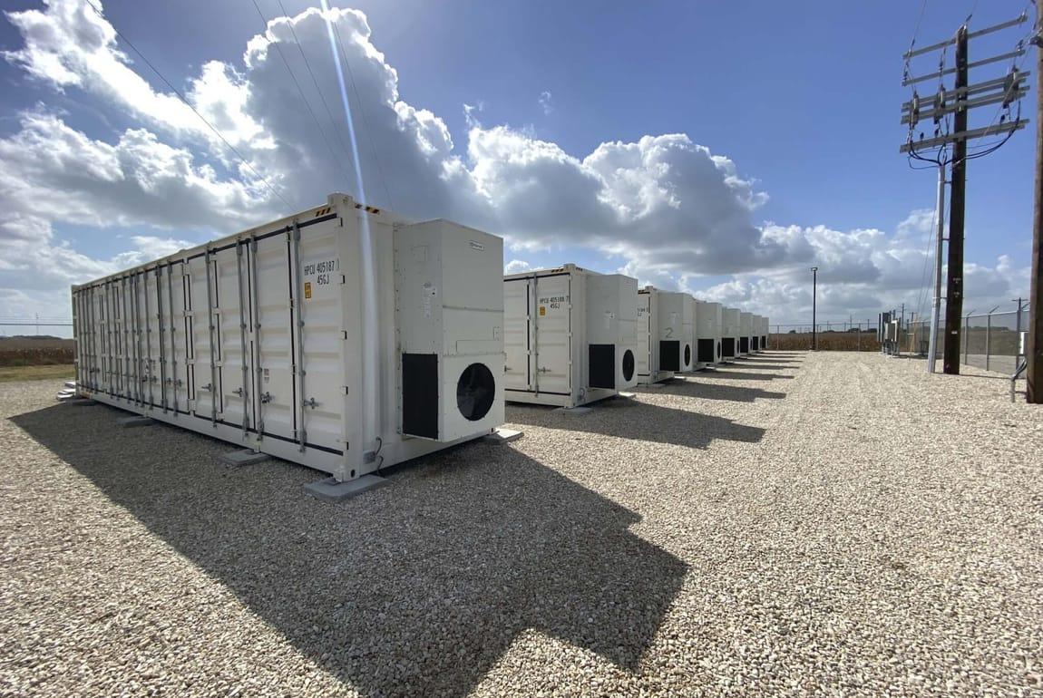 Key Capture battery plant